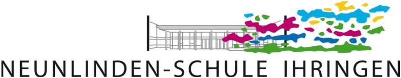 Schulmoodle der Neunlinden-Schule Ihringen